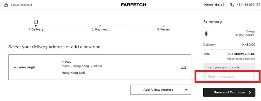 how-to-use-farfetch-promo-code