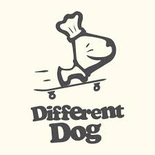 Different Dog-logo
